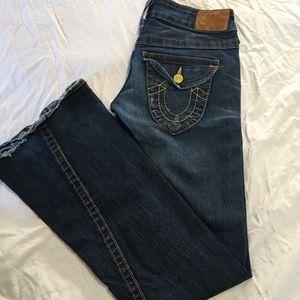 Women's True Religion bootcut jeans